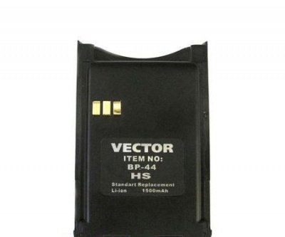Vector BP-44 HS - Techyou.ru